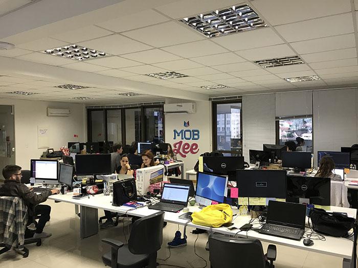 imagem da sala usada pela mobLee até meio de 2017